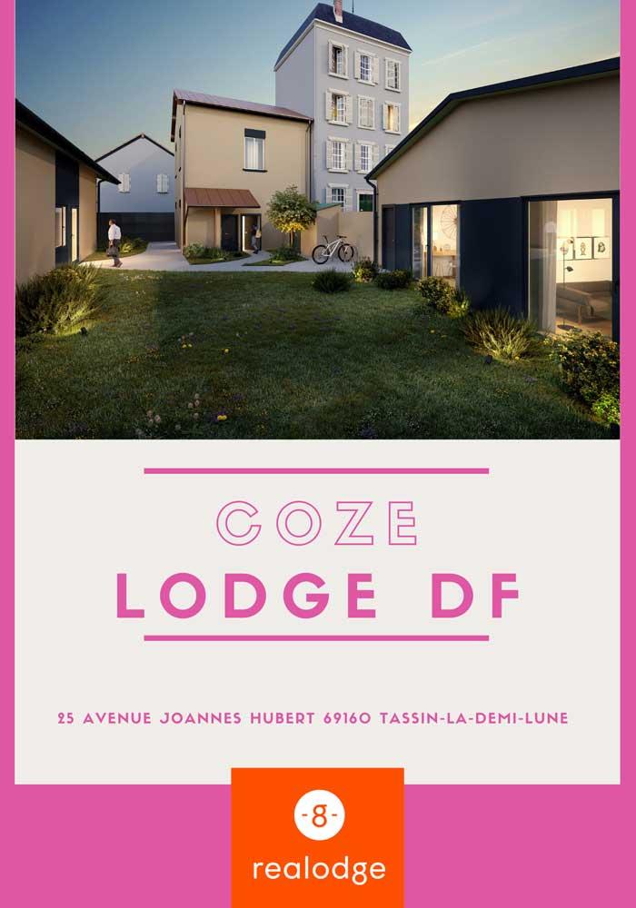Coze Lodge DF