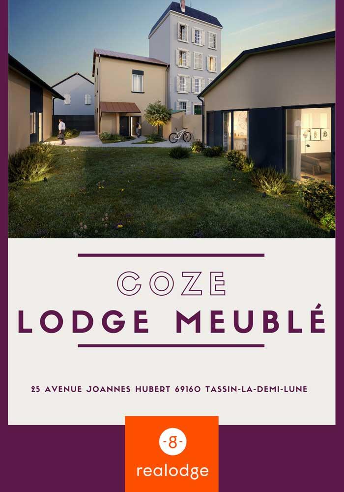 Coze Lodge Meublé